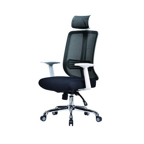 High Back Swivel Affordable Staff Task Chair Comfortable Manager Office Computer Chair Office Chairs In Alibaba