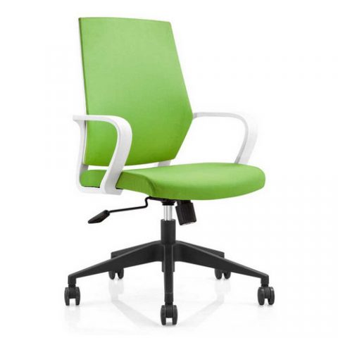 Prime Hot Sale Plastic Back Fabric Rolling Swivel Staff Office Theyellowbook Wood Chair Design Ideas Theyellowbookinfo