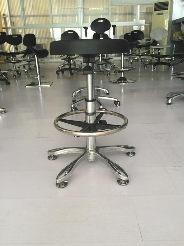 Wholesale Height Adjustable Lab Chair Chair With Foot Rest