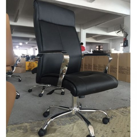 Comfortable Design Adjustable Lumbar Support Pu Leather Ergonomic Executive Office Chair Cheap Office Chairs