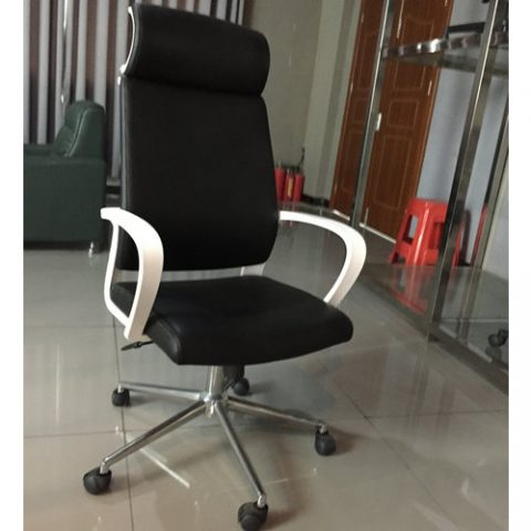 ergonomic high back gaming chair pu leather bucket seat computer
