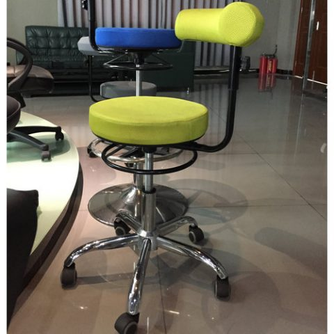 Hot Sales Swivel Counter Chair Wholesale Cashier Chair Operator Stool With  Adjustable Height