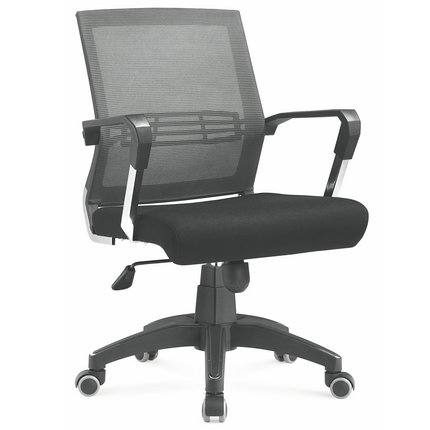 Model ...  sc 1 st  China Foshan Office Chair u0026 Computer Seating Factory in Alibaba & Guangzhou staff computer desk task gas lift office chair movable ...