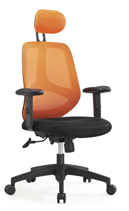 Longjiang Mesh Support Task Seating High Back Office Chair