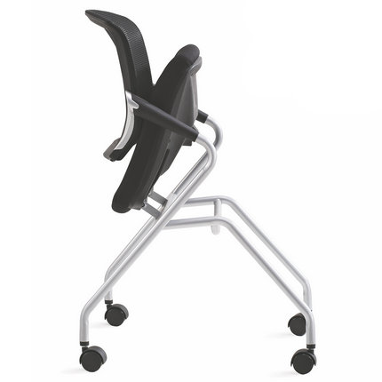 Multi Functional Four Legs Office Conference Meeting Chair