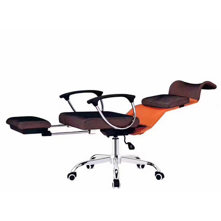 Phenomenal Merax Racing Style Executive Mesh Swivel Chair With Footrest Theyellowbook Wood Chair Design Ideas Theyellowbookinfo